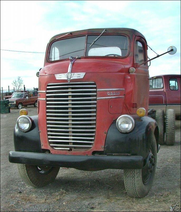 1947 dodge coe